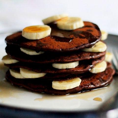 Американские блинчики (pancakes)