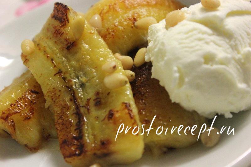 Жаренные бананы 2